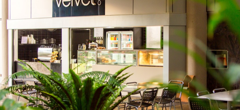 Velvett Cafe CRC admin hero image, Paul Brookes Constructions Cairns